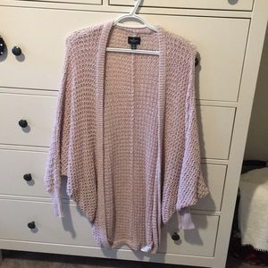 AE Ladies crochet cardigan